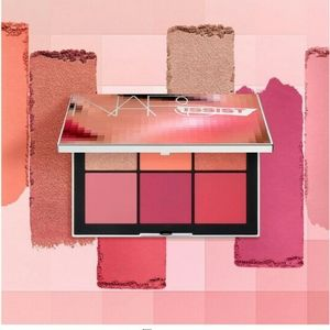 Nars narcissist blush palette in Wanted 2